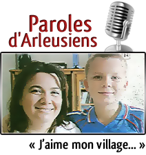 Paroles d'Arleusiens : Virginie